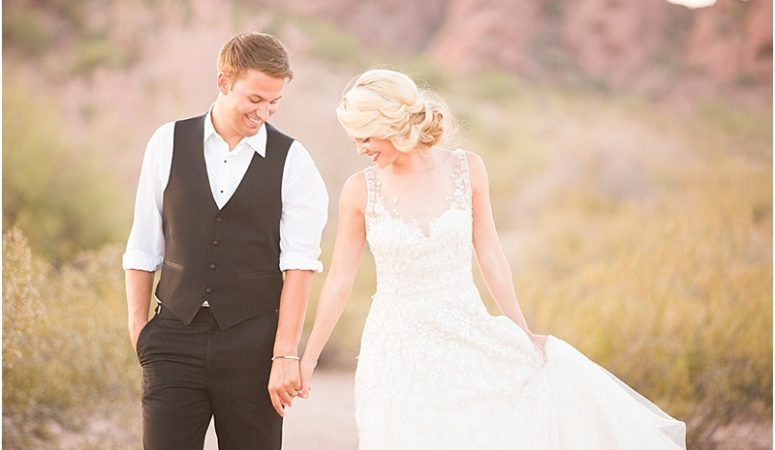A Golden Desert Styled Shoot | Scottsdale Arizona