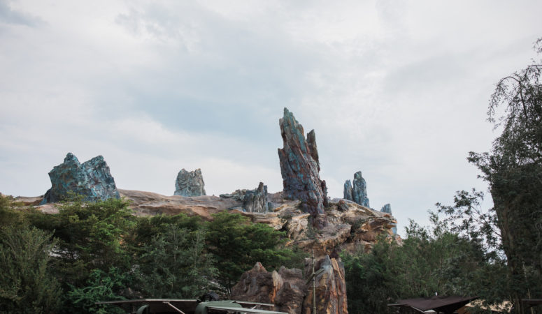 Traveling to Batuu